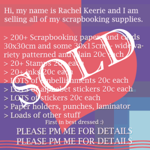 scrapbk sell sold
