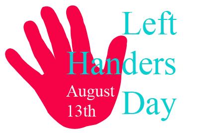 left handers day rachel keerie