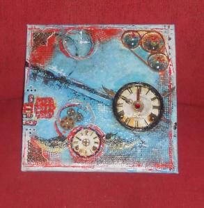 three clocks 080415